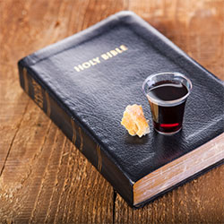 communion at home