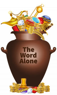 The Word Alone